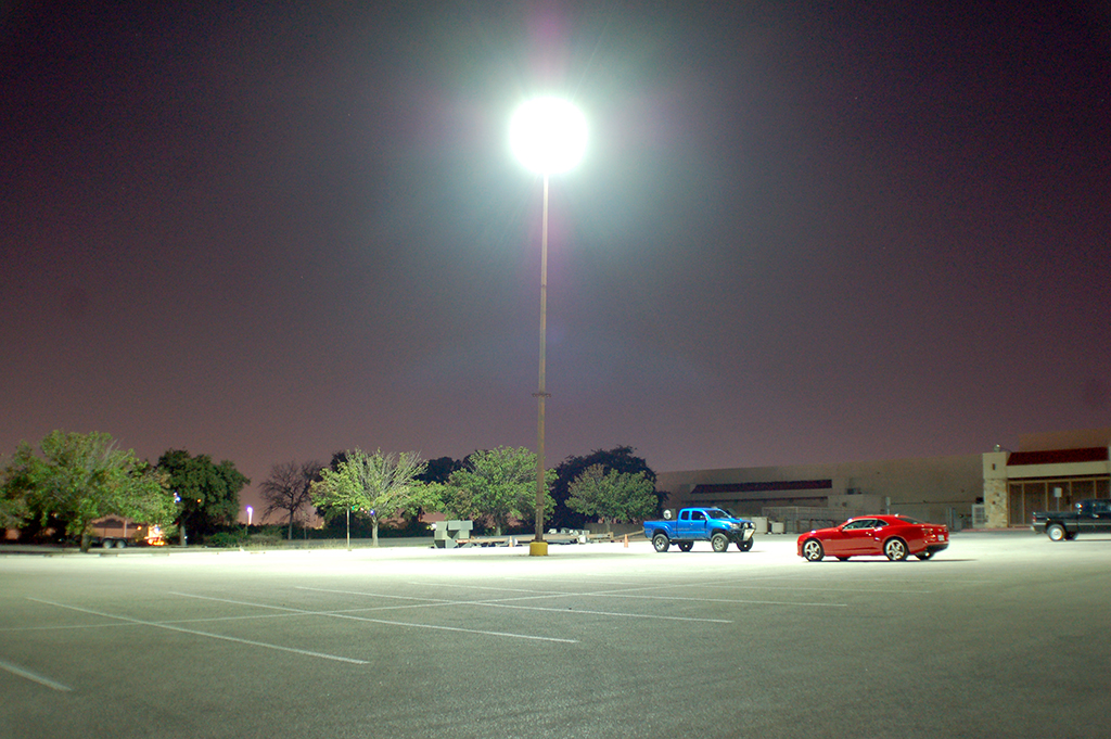Activeled Floodlight And Floodlighting Systems Motion